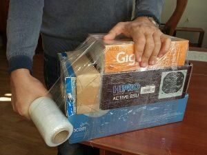 упаковочная стрейч пленка донецк