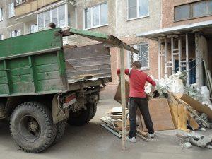 вывоз строительного мусора донецк