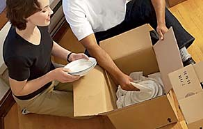 как перевозить посуду