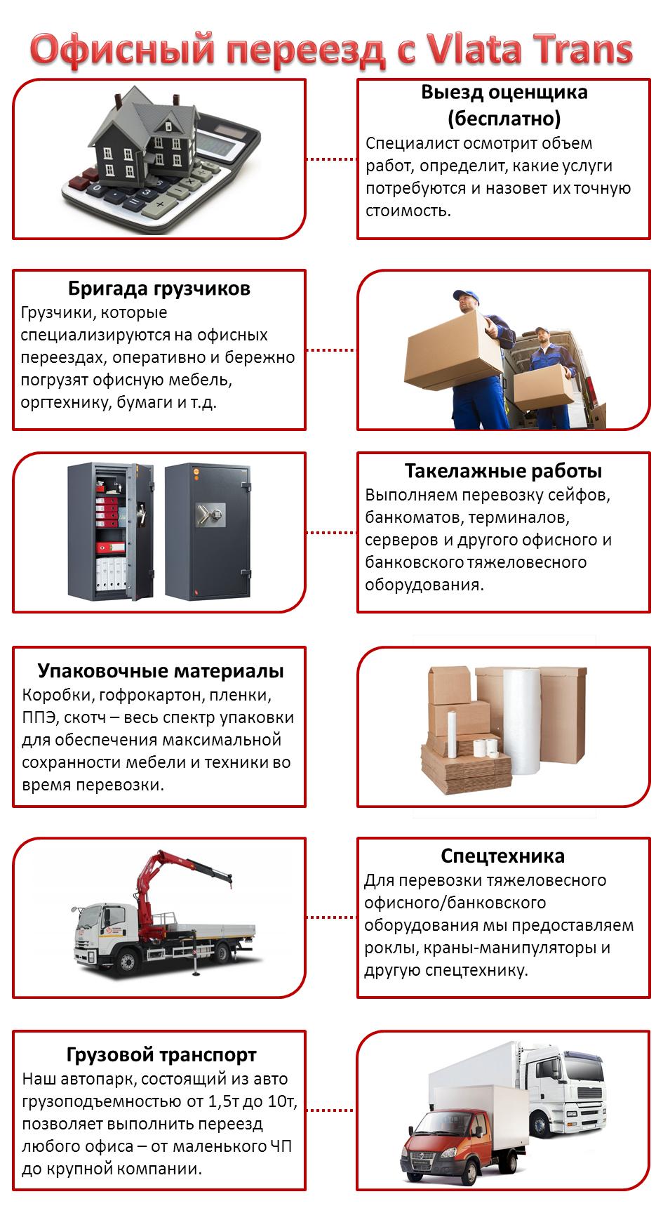 офисный переезд Донецк